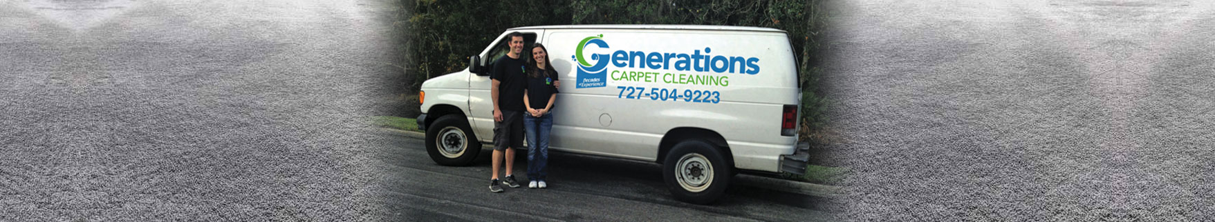 Generations Carpet Cleaning - Family Owned