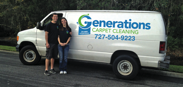Trinity Carpet Cleaning by Generations Carpet Cleaning