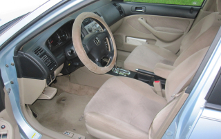 Car interior Carpet Cleaning - Generations Carpet Cleaning