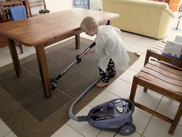Family carpet cleaning - Generations Carpet Cleaning