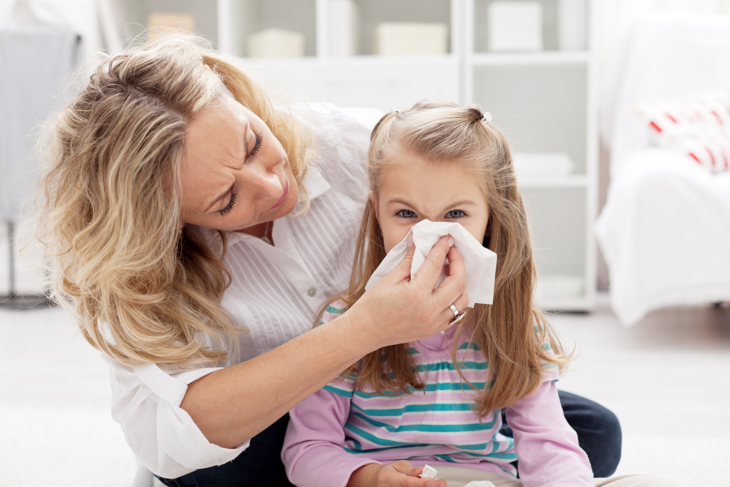 RID YOUR HOME OF ALLERGENS