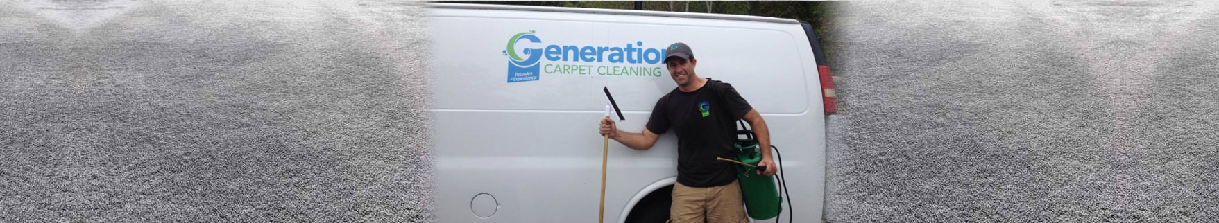 Generations Carpet Cleaning - Owner Mike Rowe
