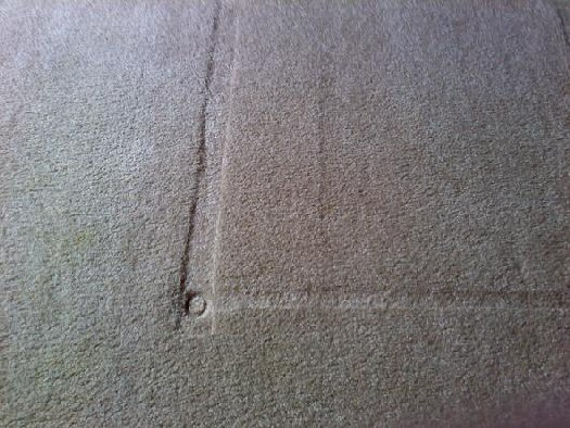 Generations Carpet Cleaning - carpet dents