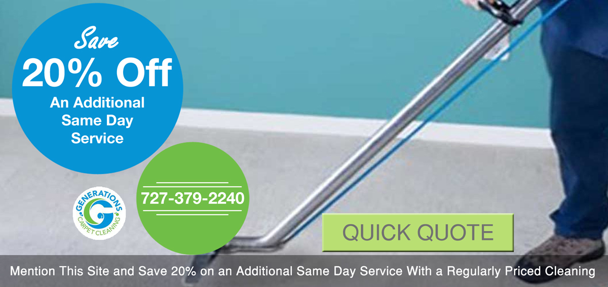 Save 20% on An Additional Same Day Service