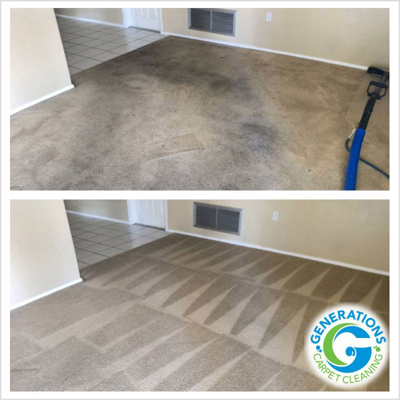 Stain Removal - Generations Carpet Cleaning